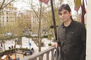 """Jorge García Castaño: """"Queremos dejar un distrito de Chamberí donde dé gustopasear"""""""