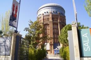 El Depósito elevado, una joya arquitectónica de la ingenieríacivil