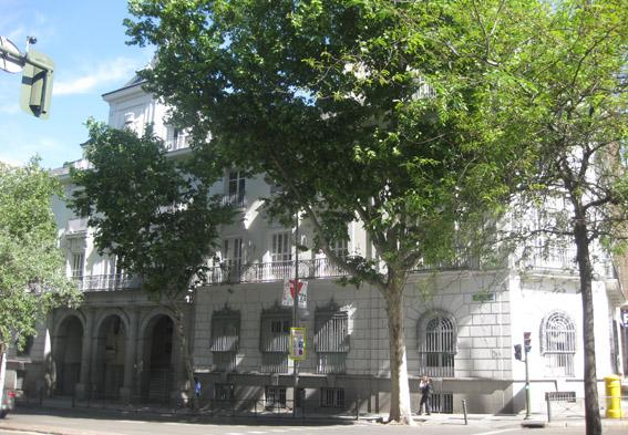 Palacete Alberto Aguilera BAJA