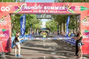 Chamberí, de carreras con la Milla Popular y la 'SummerRace'