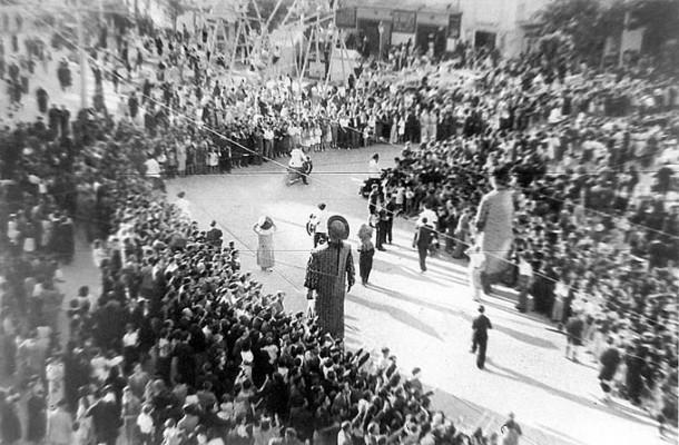 Historia Fiestas del Carmen 1