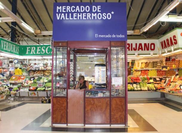 Mercado Vallehermoso Foto Ayuntamiento