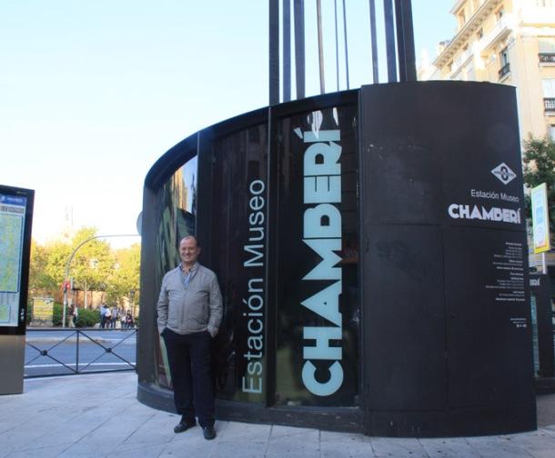 Chamberi y sus fantasmas