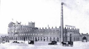 Las fábricas que forjaron Chamberí (y III): Gal, la casa del Heno dePravia