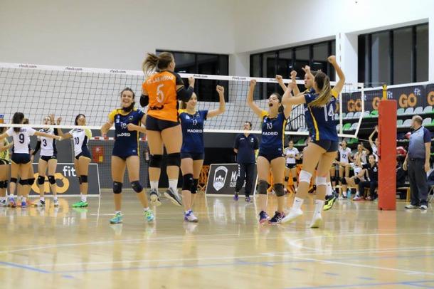 Club Voleibol Madrid 1