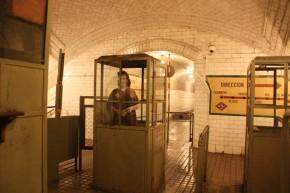 La Estación por donde pasa el Metro, no eltiempo