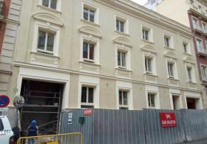 La Fundación Masaveu ultima las obras de su sede enChamberí