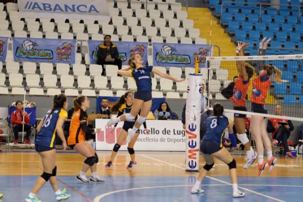 Voleibol Copa Reina Foto 2 Carlos Beltran