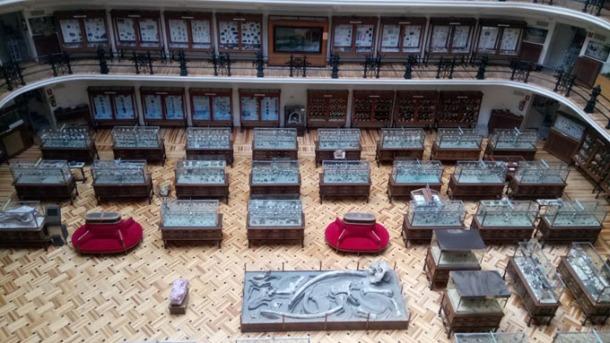 Museo geominero 2baja