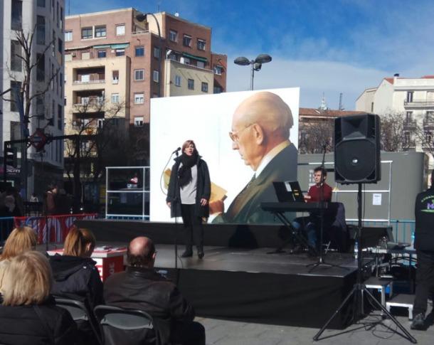 PSOE Homenaje Tierno Galvan