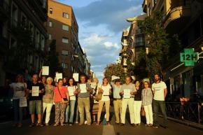 """""""Chamberí Se Defiende"""", el azote de la Junta y elAyuntamiento"""