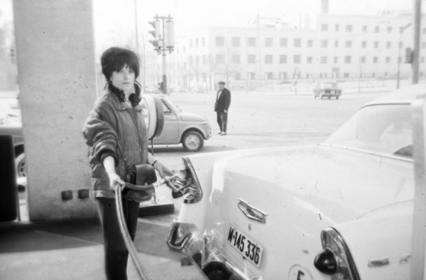 Gasolinera chicas 5