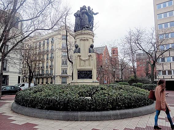 Plaza Chisperos