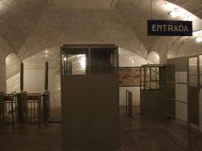 MHM pide recuperar el lucernario de la Estación deChamberí