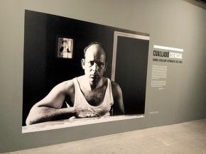 El blanco y negro esencial de Cualladó, en la SalaCanal