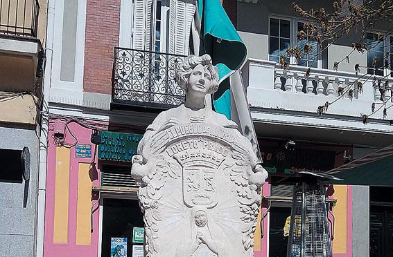 Loreto Prado Chamberi Fotonoticia