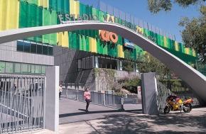 Comienzan las obras en el 'Vallehermoso', rebautizado como Estadio deMadrid
