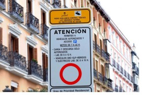 Centro se cerrará al tráfico de paso ennoviembre