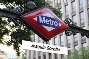 Descendientes de Sorolla piden cambiar el nombre de la estación deIglesia