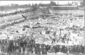 El Tercer Depósito del Canal homenajeará a los trabajadores fallecidos en suconstrucción