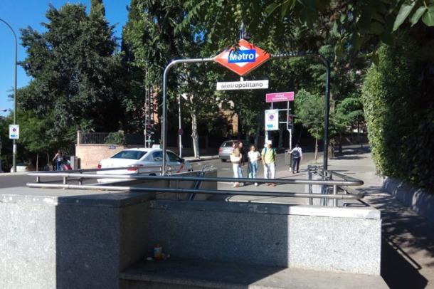 Metro Metropolitano