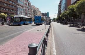 """La """"mayor operación asfalto"""" arreglará 14 calles enChamberí"""