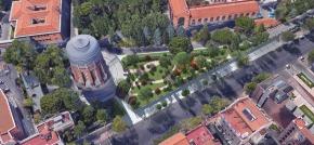 Los dos nuevos parques que el Canal prepara paraChamberí