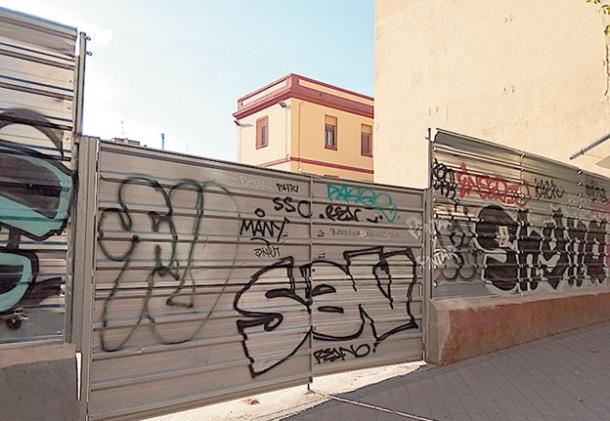 Centro Mayores Vallehermoso
