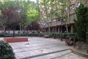 Comienzan las obras en el jardín de San José deCalasanz