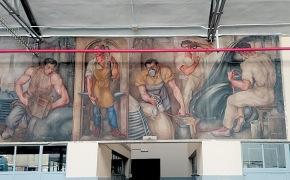 San Cristóbal y el Parque Móvil, la historia de un pueblo dentro de laciudad