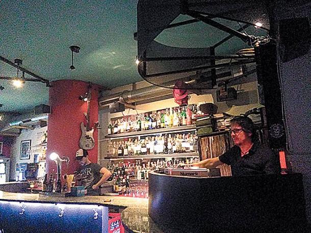 The bar-barra