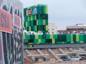 El Estadio de Vallehermoso se inaugurará 15 días antes de laselecciones