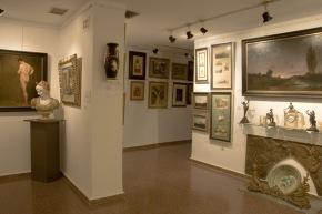El Museo Félix Cañada, un espacio para paladear elarte