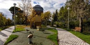 Abre el Parque de Ríos Rosas, el primero de los tres prometidos por elCanal