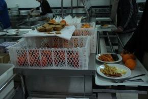 Los comedores sociales de Chamberí reciben más de mil usuarios aldía