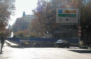 El Ayuntamiento remunicipalizará este año los aparcamientos de Olavide yFuencarral
