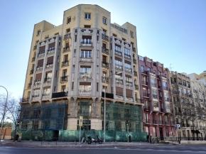 El Ayuntamiento lanza un nuevo ultimátum a la empresa propietaria del edificio de la calle Santa Engracia,129