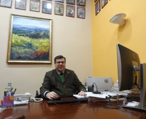 Javier Font (FAMMA): «Chamberí es uno de los barrios peor tratados en cuestiones deaccesibilidad»