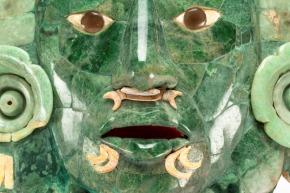 La máscara de Calakmul: una joya maya en Casa deMéxico