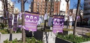 Chamberí se vuelca con múltiples  actividades para reivindicar el Día Internacional de laMujer