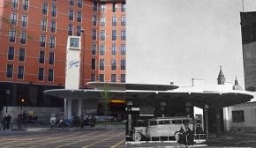La gasolinera que trajo la arquitectura moderna a lacapital