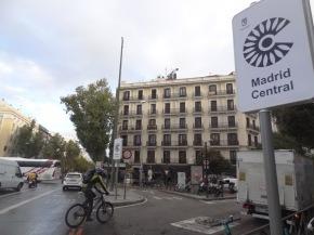 Madrid Central comienza a multar el 15 demarzo
