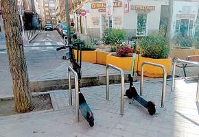 Los patinetes compartidos regresan y Chamberí acogerá160
