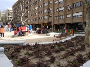 Abre el parque San José de Calasanz, más práctico y habilitado paraniños