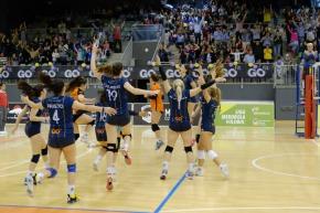 Voleibol Madrid lo volvió a hacer: jugará un año más en la LigaIberdrola