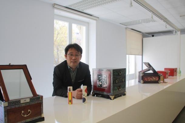 Yi Chong-yul director del CCC