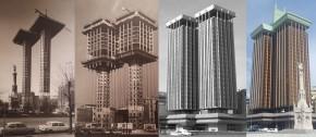 Torres Colón, la arquitectura suspendida que desafió alrefranero
